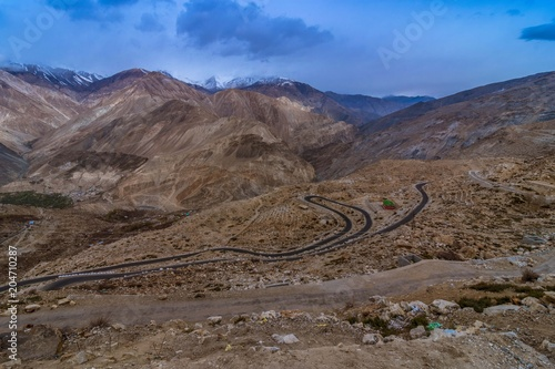 Foto op Aluminium Cappuccino Monastery in Nako Village in Kinnaur Valley - Himachal Pradesh / India