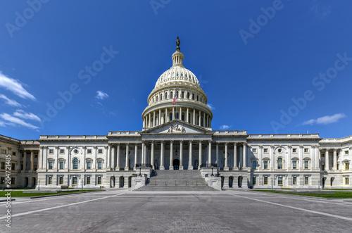 Fotografia, Obraz  US Capitol Building - Washington, DC