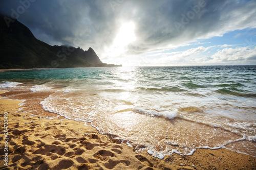 Poster Oceanië Kauai