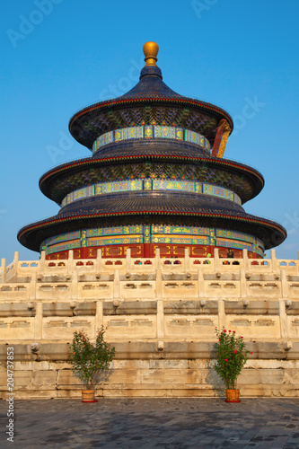 Foto op Plexiglas Peking Temple of Heaven
