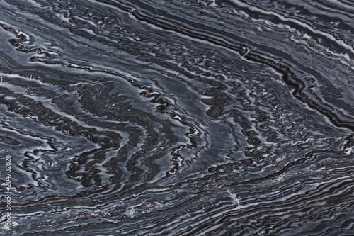 Stickers pour porte Marbre Exquisite natural quartzite texture in stylish dark tone.
