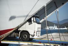 Сargo Van, Truck, Kamion Tran...