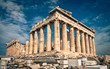 Parthenon on the Acropolis of Athens, Greece