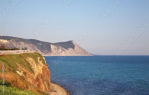 Cape Of Holy Cross Cape Of Nameless People In Anapa Krasnodar Krai Russia Buy This Stock Photo And Explore Similar Images At Adobe Stock Adobe Stock