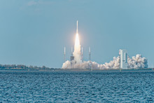 United Launch Alliance Atlas V...