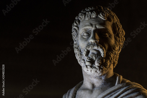 Obraz Sophocles - fototapety do salonu