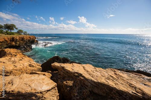 Fotobehang Oceanië Oahu