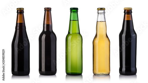 Canvas Prints Beer / Cider bottles of beer