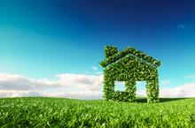 Eco Friendly Living Concept. 3...