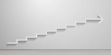 White Stairs Arrow