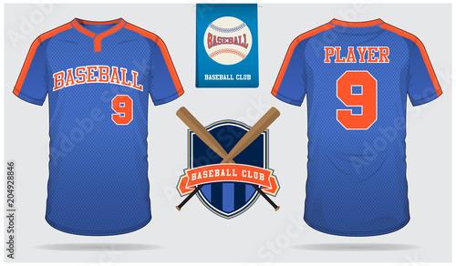 Baseball Jersey Sport Uniform Raglan T Shirt Short Sock Template