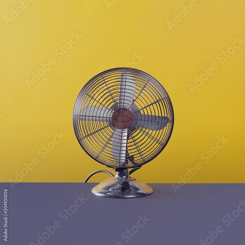 Fan-Ventilador Poster