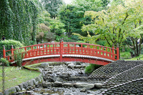 Photo BOULOGNE (92) - Les jardins d'Albert Kahn