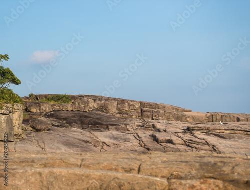 Fotografie, Obraz  rochas montanha