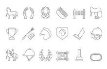 Mono Line Symbols Of Equestria...