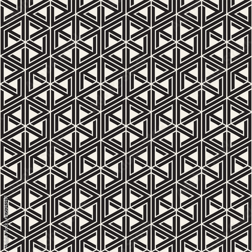 Vector seamless pattern Poster