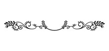 Decorative Vintage Border Illu...