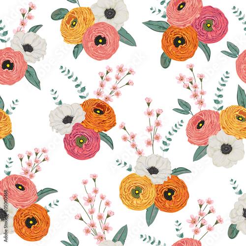 wzor-z-kwiaty-jaskier-spiralne-eukaliptusa-i-alstroemeria-dekoracyjny-wakacyjny-kwiecisty-tlo-vintage-ilustracji-wektorowych-w-stylu-przypominajacym-akwarele