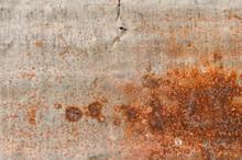Rusty Steel Background. Textur...