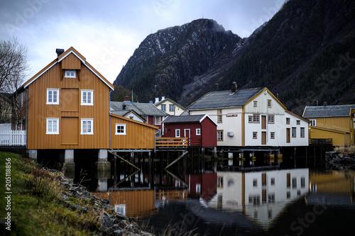 Papiers peints Arctique Colours of Sjøgata