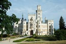 Castle Hluboka Nad Vltavou In ...