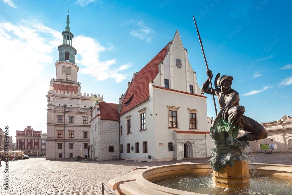 Fototapety, obrazy: Miasto Poznań