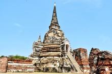ワット・プラシーサンペット Wat Pra Srisanpet