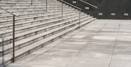 Canvas Prints Stairs stairs