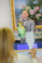 Antique Green Vase Sold At Auction