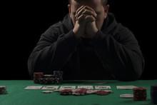 Poker Table Setup. High Resolu...