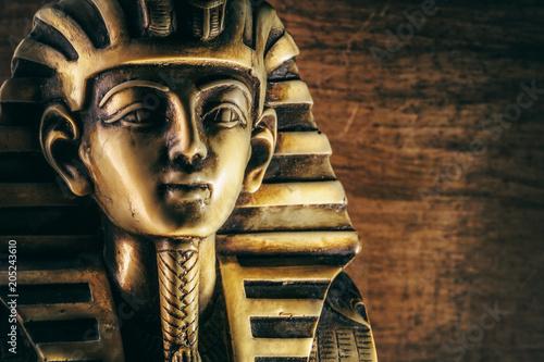 In de dag Egypte Stone pharaoh tutankhamen mask
