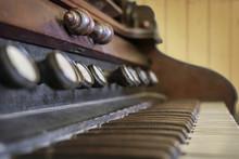 Old Dusty Harmonium