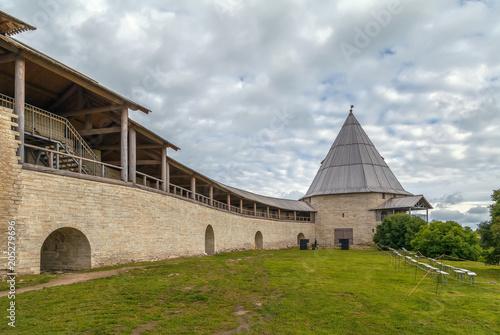 Fotografie, Obraz  Staraya Ladoga fortress, Russia