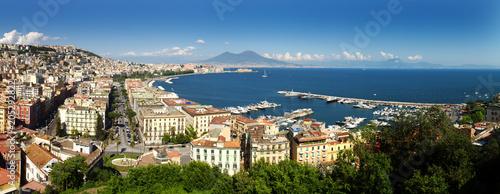 Photo sur Toile Naples Napoli