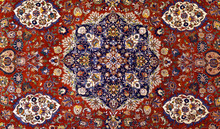Turkish Carpet Background