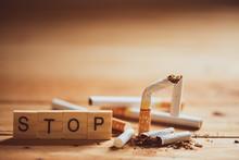 World No Tobacco Day, May 31. ...