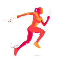 Runner. Sport Concepts. Health...