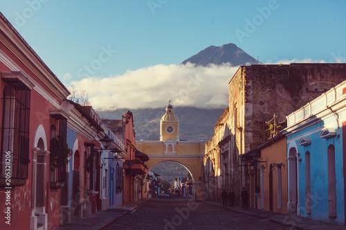 Staande foto Centraal-Amerika Landen Antigua