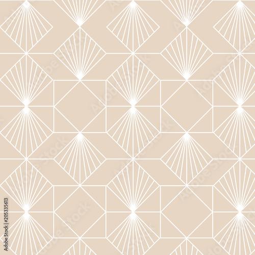 Fototapety beżowe art-deco-w-stylu-bezowej-geometrii