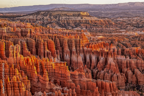 Canvas Print Bryce Canyon National Park