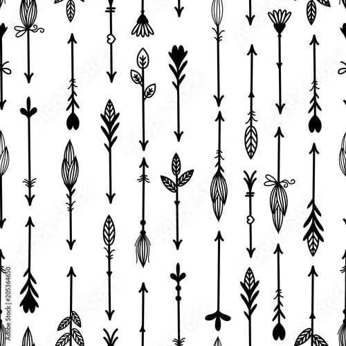 Tapety dekoracyjne  strzalkowaty