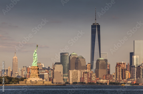 USA/New York City, Lower Manhattan