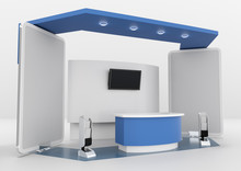 Fair Trade Booth, Stand Or Kiosk