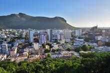 Port Louis The Capital Of Mauritius