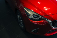 This Front Car All New Red Col...