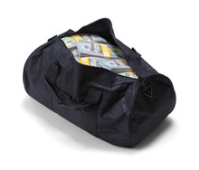 Duffel Bag Full Of Money