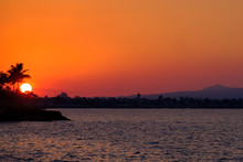 Spectacular Sunset Over Matanz...