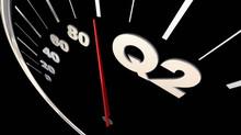Q2 Second Quarter Budget Speed...