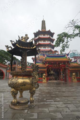 Papiers peints Xian Tua Pek Kong taoist temple in Sibu, Malaysia.