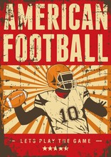 American Football Rugby Sport ...